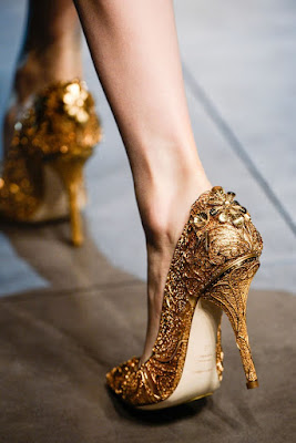 Zapatos Dorados 2017