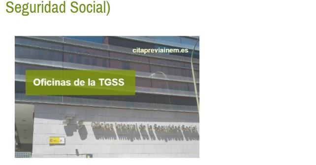 Blog de salva jim nez oficinas de la tgss tesorer a general de la seguridad social - Oficina seguridad social granada ...