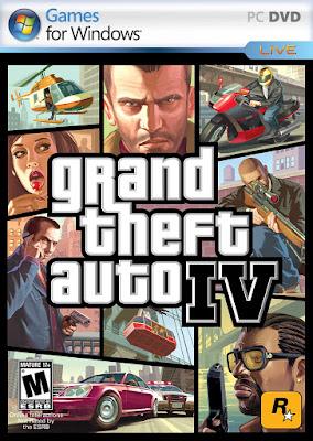 تحميل لعبة grand theft auto iv للكمبيوتر برابط واحد مباشر