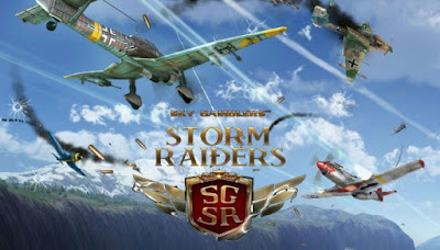 Download Game Android Gratis Sky Gamblers Storm Raider apk + obb
