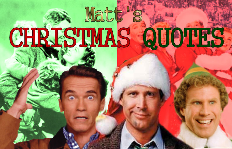 Free Christmas Printables With Favorite Movie Quotes: Best Christmas Quotes From Movies. QuotesGram
