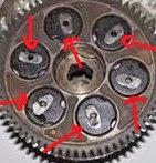 Memperbaiki Bunyi Berisik Di Blok Kopling Mesin Motor