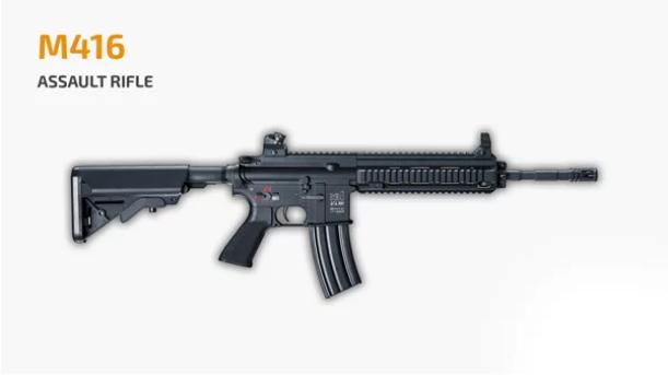 Combo Senjata Terbaik Saat Bermain PUBG Mobile