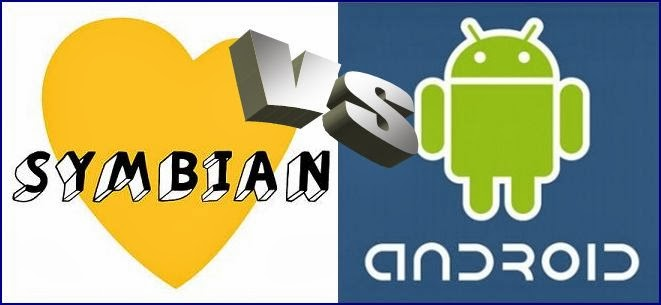 symbian vs android
