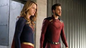 Supergirl Episódio 18 da 3° terceira temporada na Globo ás 02:08