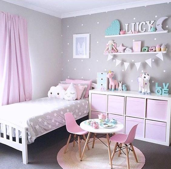 15 Ideas Para Decorar El Dormitorio Con Banderines Más Chicos