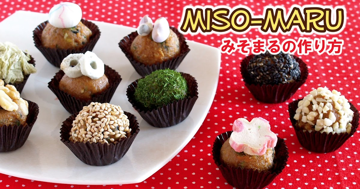 Create Eat Happy Miso Maru Miso Soup Bombs Video