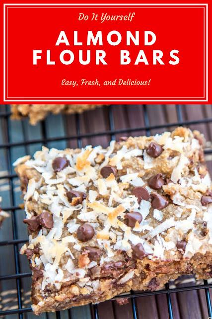 Almond Flour Bars   #AlmondReceipes  #FlourBarsReceipes  #AlmondFlourReceipes