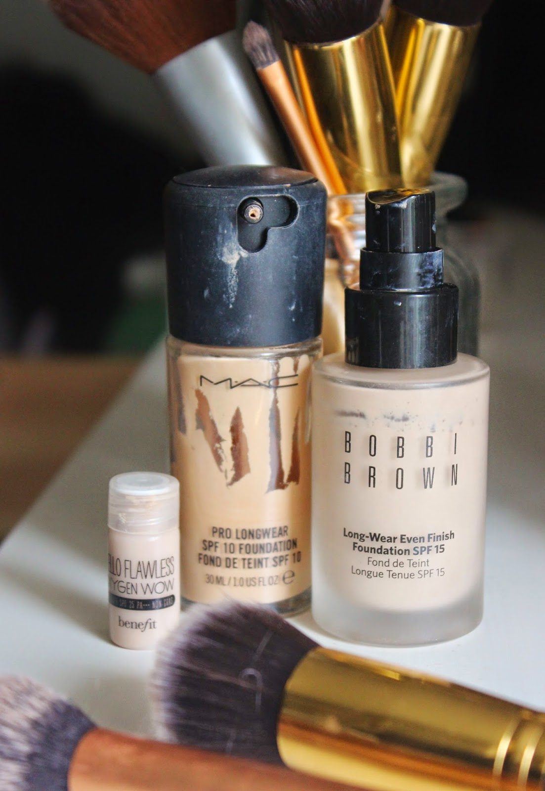 Foundation Collection featuring Mac Pro Longwear