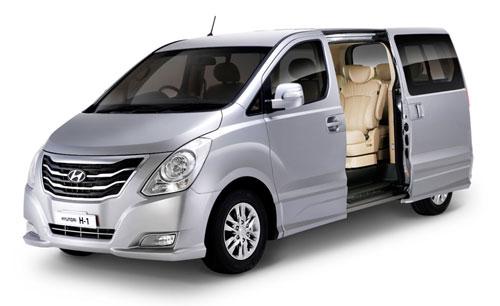 Hyundai New H-1 2017