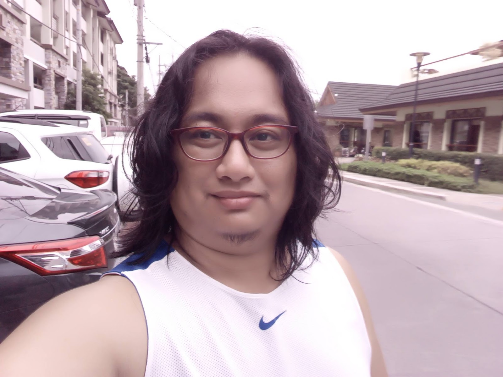 Doogee Mix Camera Review - Selfie