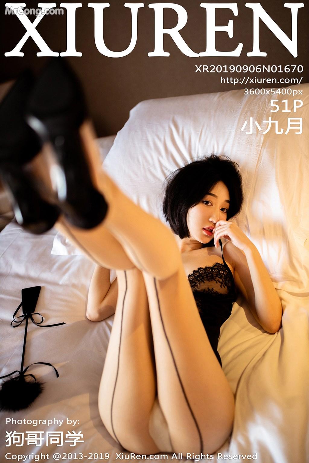 Image XIUREN-No.1670-Xiao-Jiu-Yue-MrCong.com-052 in post XIUREN No.1670: Xiao Jiu Yue (小九月) (52 ảnh)