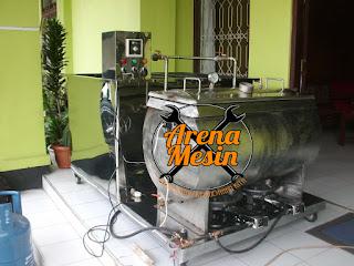 mesin keripik buah dan sayur vacuum frying