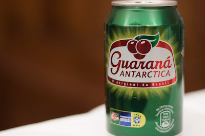 Guarana - Photograph by Izabela Bartusik