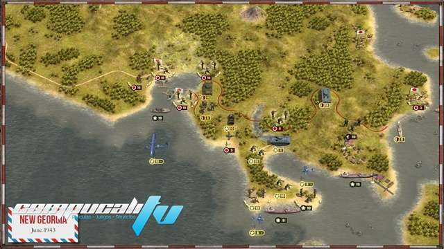 Order of Battle World War II Blitzkrieg PC Full Español