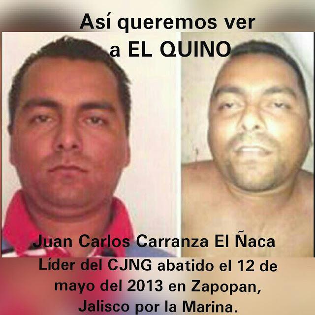 """""""El Ñaca"""", el capo que traicionó a """"El Lazca"""", levanto a 35 Zetas y los ejecuto para el CJNG"""