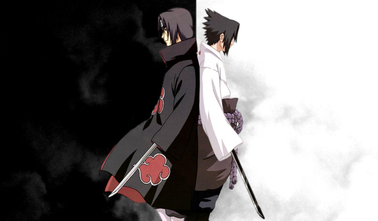 Uchiha Itachi And Sasuke Wallpapers Hd Carik Wallpapers
