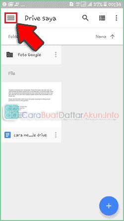 Cara Menyimpan File Di Google Drive Lewat Hp Pc Laptop