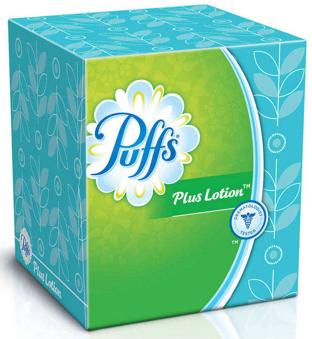 Puffs Tissues Just .93 Each