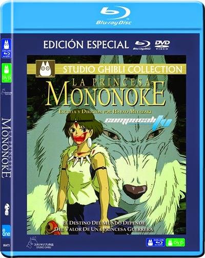 La Princesa Mononoke (1997) HD 1080p Latino