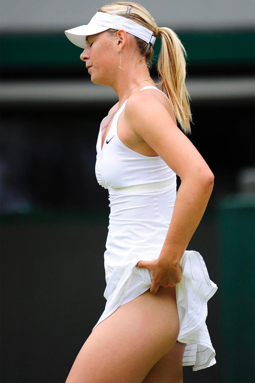 Теннисистки звезды оголились засветы, костюмированное порно болгарии