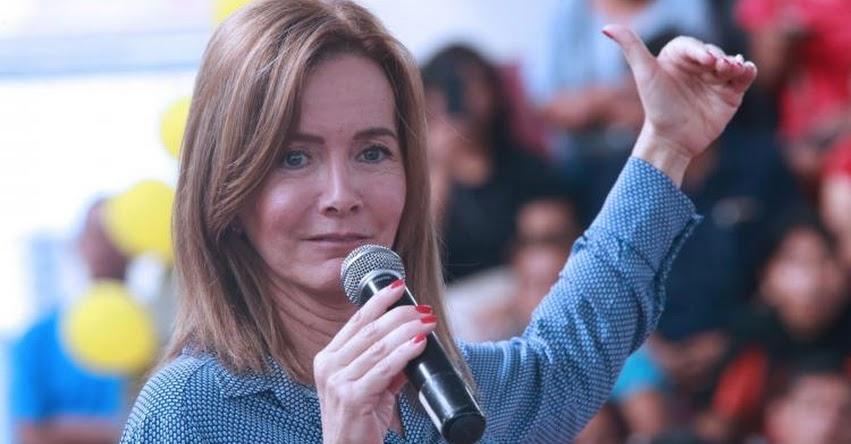 Colectivo «ConMisHijosNoTeMetas» promueve campaña de temor, sostiene la Ministra de Educación Marilú Martens - MINEDU - www.minedu.gob.pe