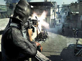 Call Of Duty 4 Modern Warfare Game Download Highly Compressed