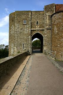 Dover Castle Gate