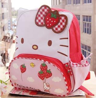 Gambar Tas Hello Kitty Untuk Anak 2