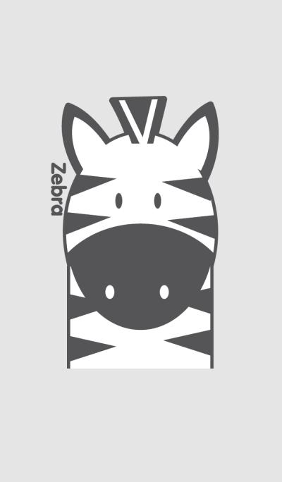 Simple Zebra Zebra Theme(jp)