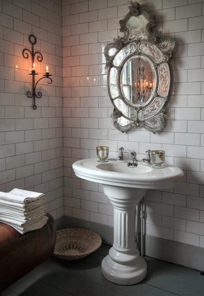 Eye For Design Decorating With Venetian Glass Mirrors