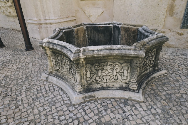 カルモ考古学博物館(Museu Arqueologico do Carmo)|北側廊(North Lateral Nave)