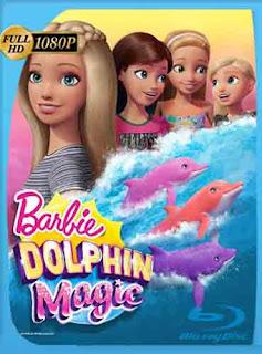 Barbie Dolphin Magic 2017 HD [1080p] Latino [Mega | GDrive] SilvestreHD