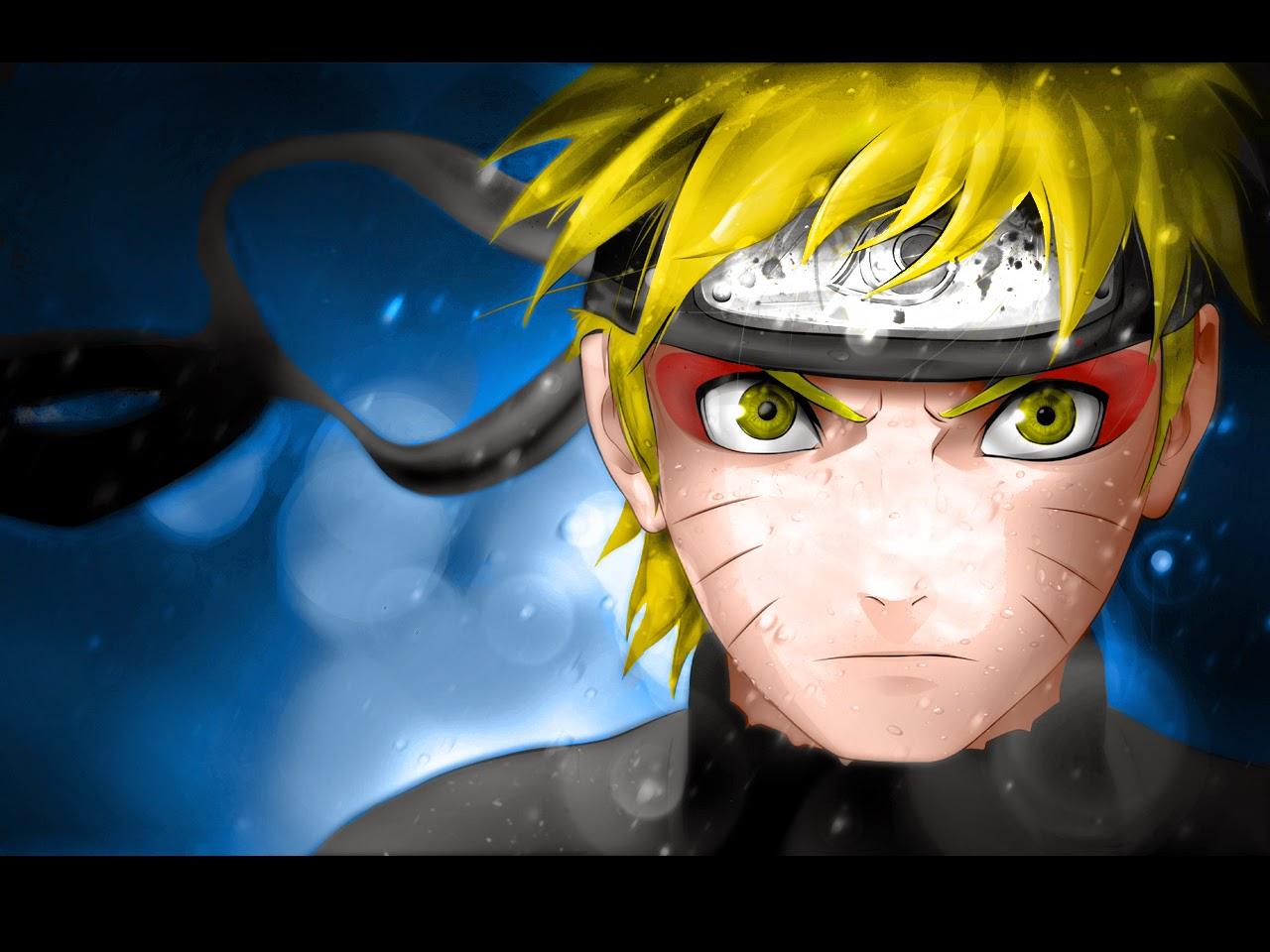 Naruto Arkaplan Hd Wallpaper