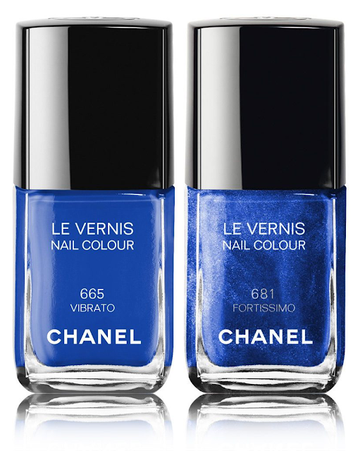 smalti chanel blue rhythm