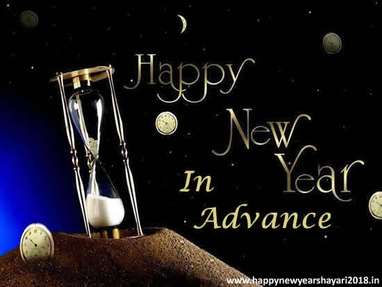 advance happy new year greetings images