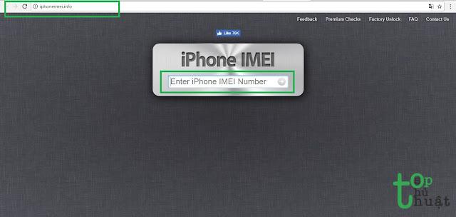 Kiểm tra iPhone Active ngày nào, kích hoạt ngày nào