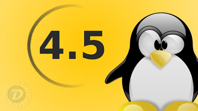 Kernel Linux 4.5 AMDGPU