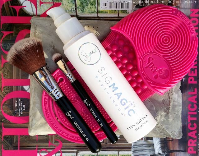 Sigma Beauty SigMagic Brushampoo Review