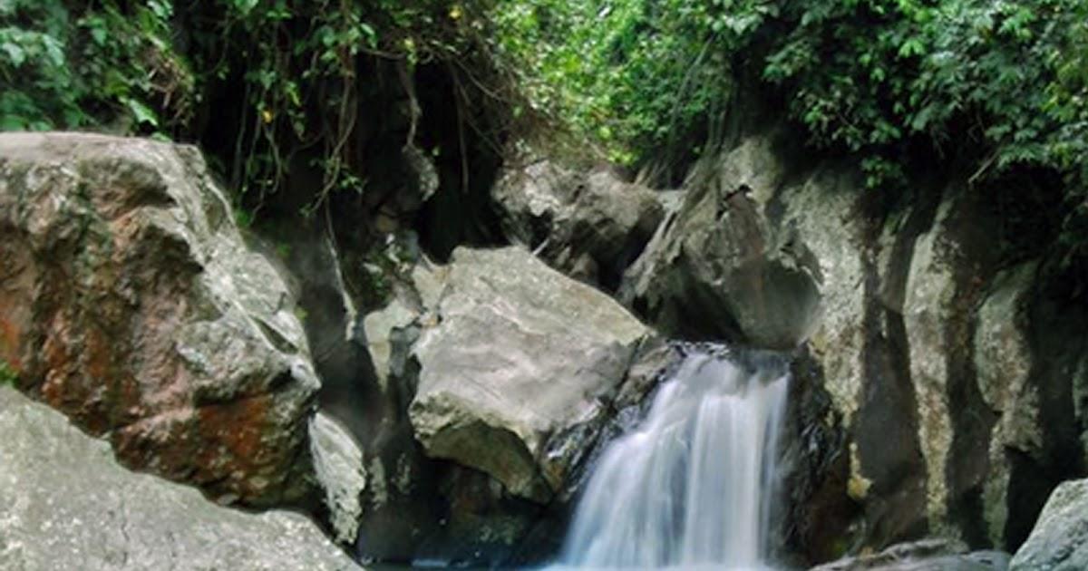 Curug Rahong Objek Wisata Nan Alami Di Cigudeg Kabupaten Bogor