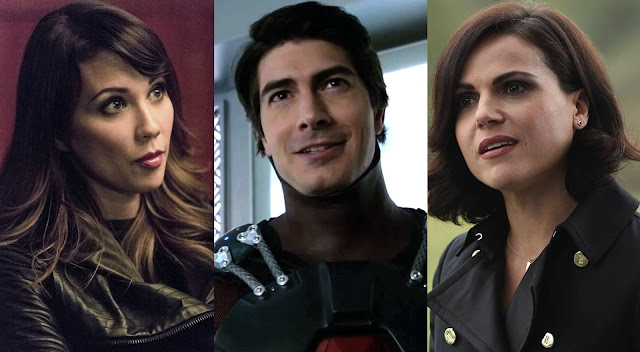 arrow, legends, once upon a time