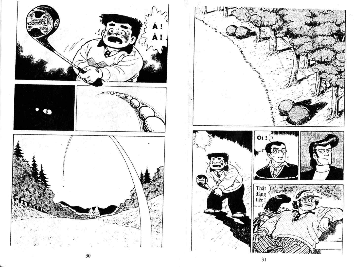 Ashita Tenki ni Naare chapter 14 trang 14