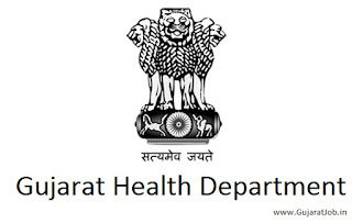 Gujarat Health Department Bharti