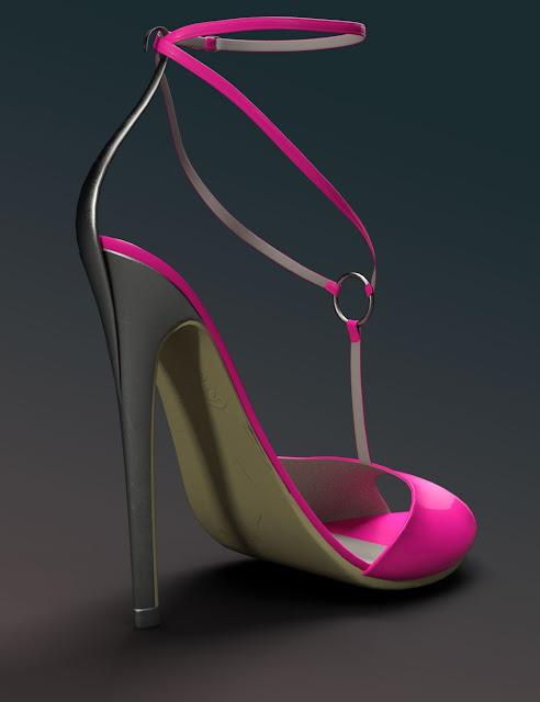Fatale High Heel Sandals