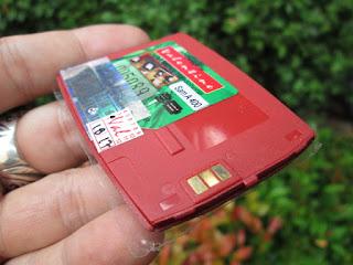 Baterai Hape Jadul Samsung A400 Merk Valentine