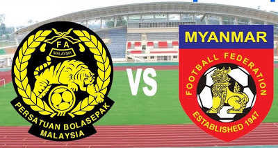 Live Streaming Malaysia vs Myanmar Sukan SEA 21 Ogos 2017