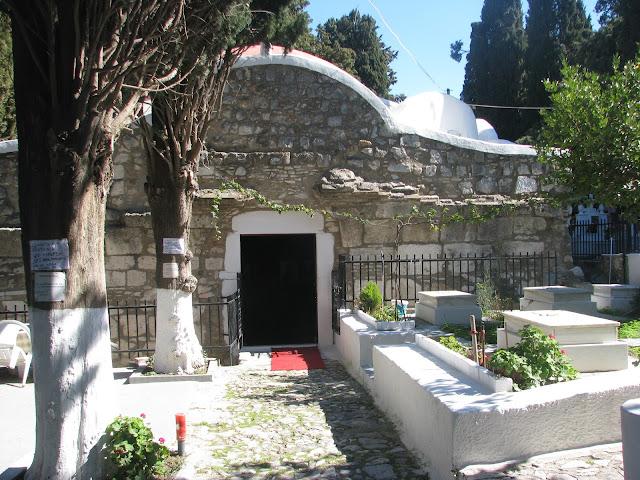 Aghios Ioannis Prodromos Kos