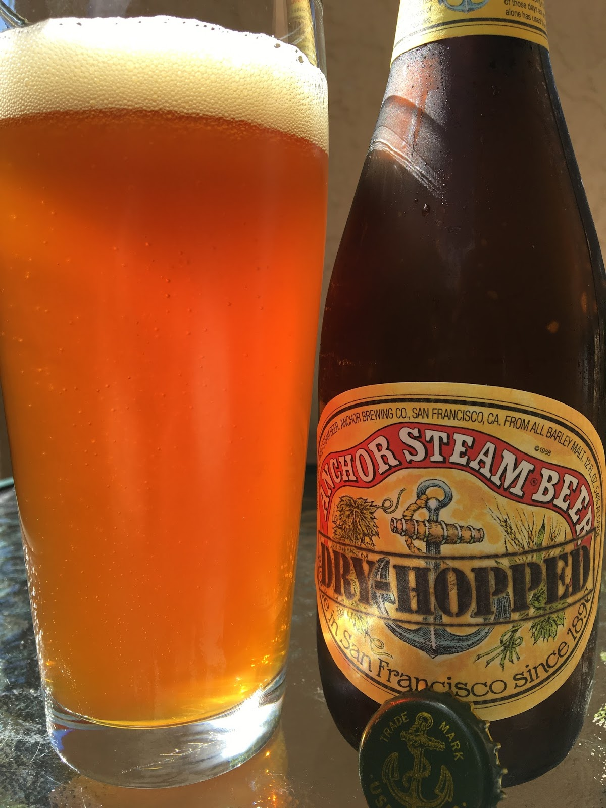 Review – Anchor Steam Beer | Independent Beers