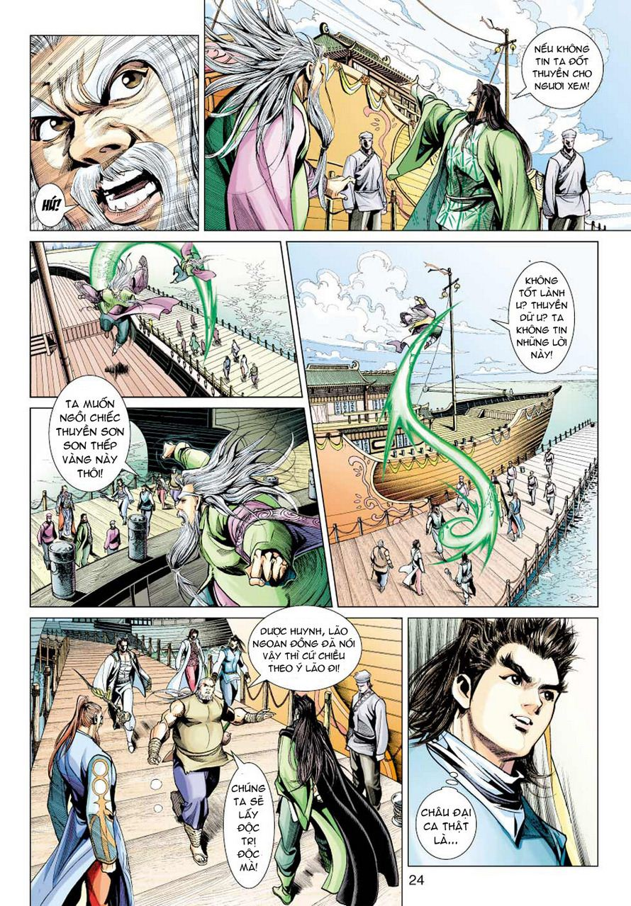 Anh Hùng Xạ Điêu anh hùng xạ đêu chap 49 trang 24