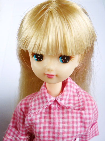 Pink Lemonade Stand By Lemonshortbread How To Fix Licca Doll S Hair